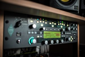 Sounds from the apartment kemper amps
