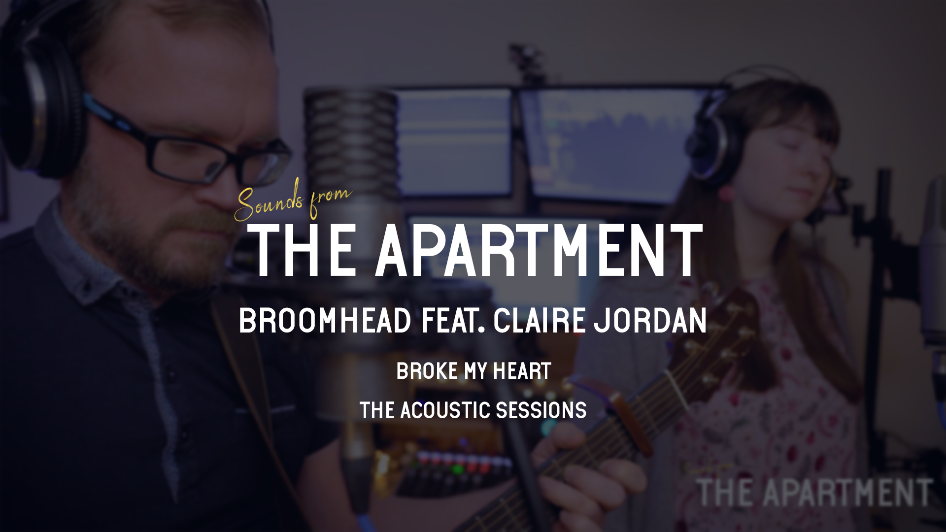 Sounds from the apartment broomhead artist showcase