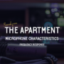 Sounds from the apartment article frequency response