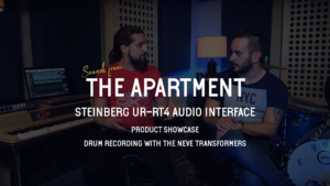 Sounds from the apartment article steinberg ur-rt4 product showcase