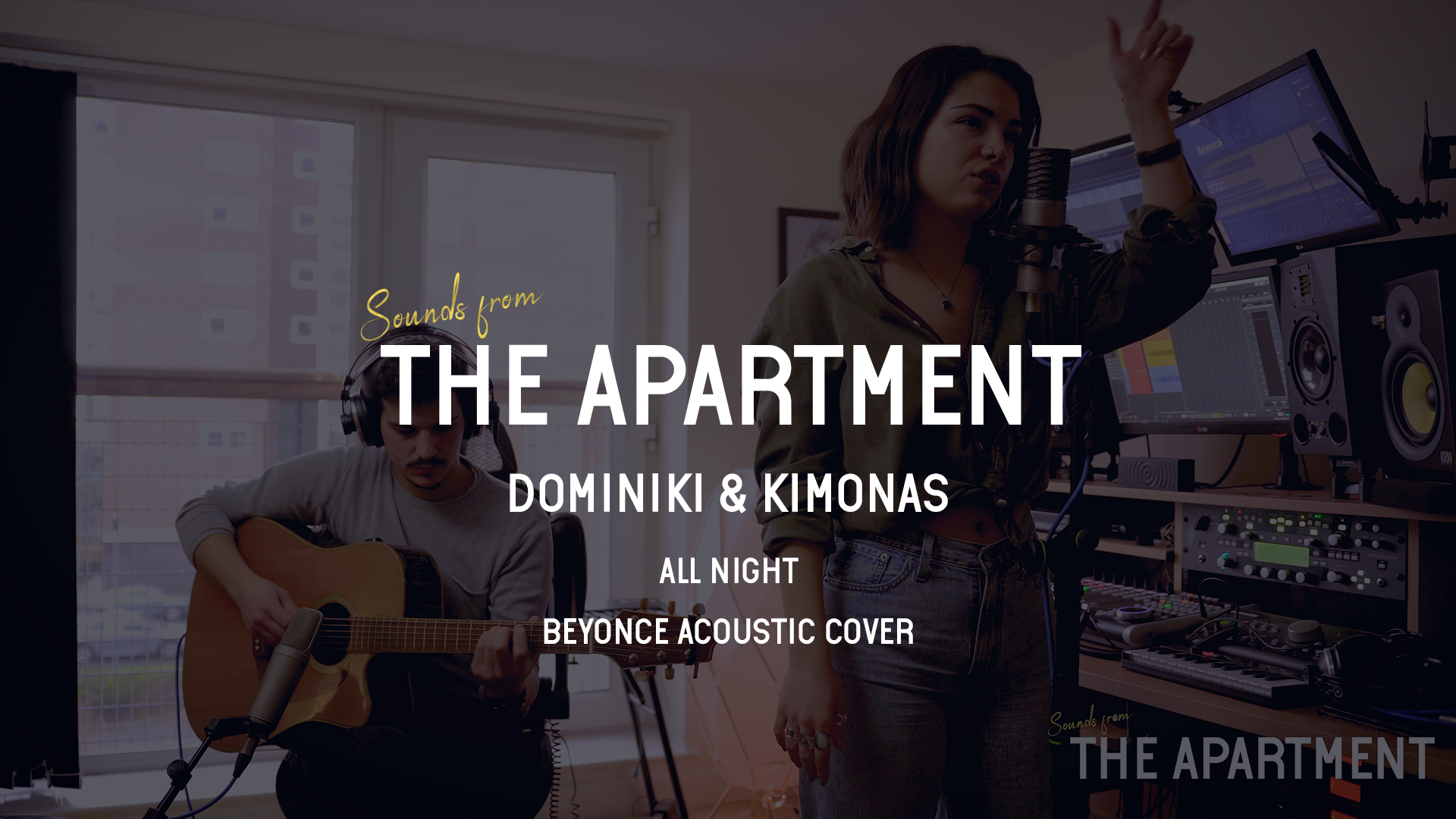 Sounds from the apartment dominiki and kimonas artist showcase