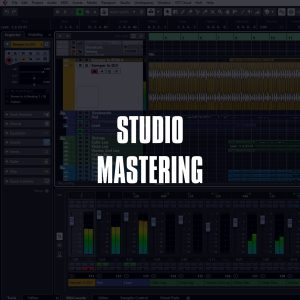 Studio Mastering Services Product