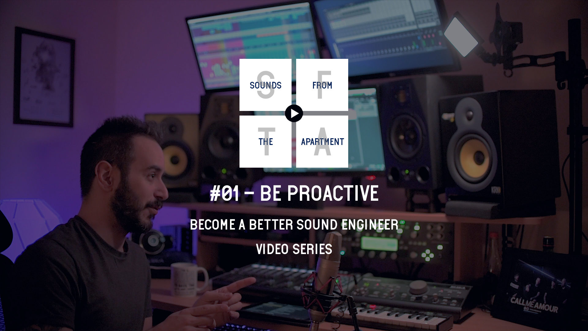 Be Proactive Become A Better Sound Engineer