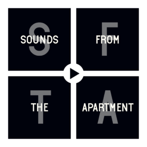 Sounds from The Apartment Square logo