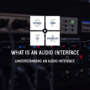 What is an audio interface understanding sounds from the apartment