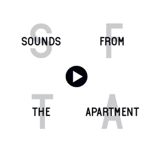 Sounds from The Apartment Square Logo White Retina